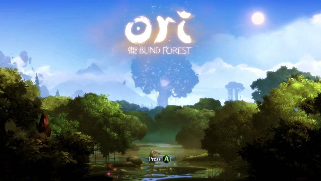 Ori and the Blind Forest is a game from the Metroidvania game genre.
