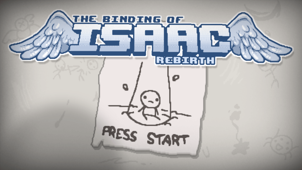 Binding of Isaac: Rebirth is a game from the RogueLike genre.