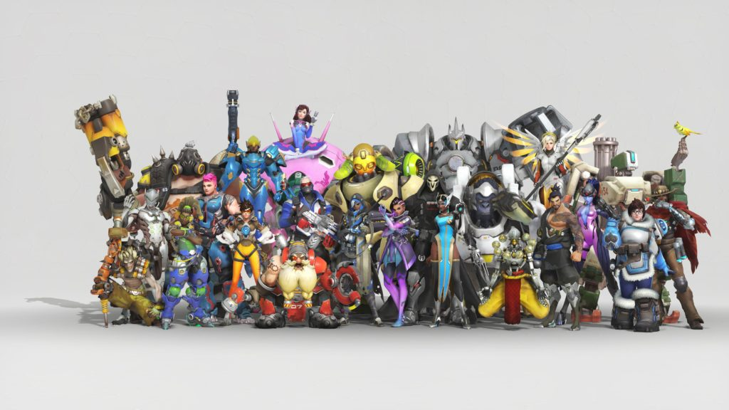 Overwatch is a game from the Shooters game genre.