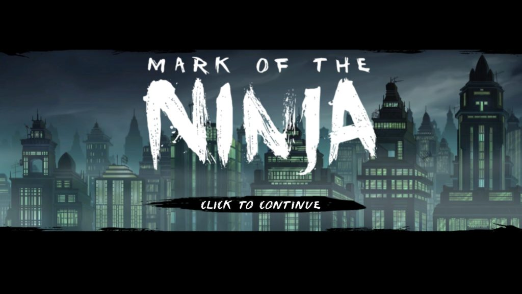 Mark of the Ninja is a game from the Stealth game genre.